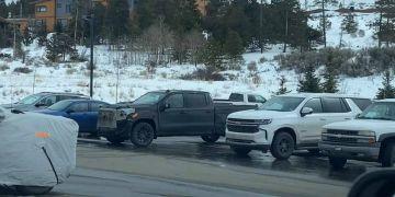 На тестах заметили новый Chevrolet Silverado (ВИДЕО)