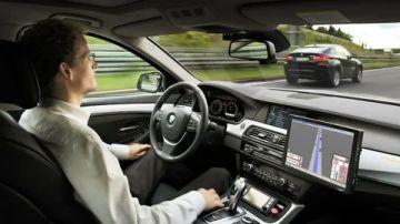 BMW поймали на тестировании 7-Series с датчиком автономного вождения i7