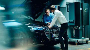 Audi уменьшит запас хода будущих электромобилей