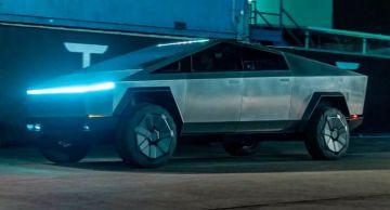 Илон Маск рассказал об окончательном варианте дизайна Tesla Cybertruck
