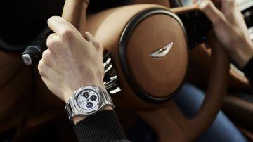 Марка Girard-Perregaux становится официальным часовым партнером Aston Martin
