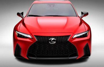 Представлен самый мощный Lexus IS