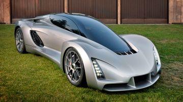 Американский стартап распечатает на 3D-принтере новое спортивное купе
