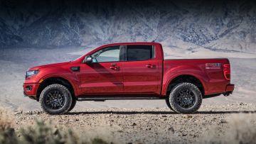 В сети показали грядущий пикап Ford Maverick