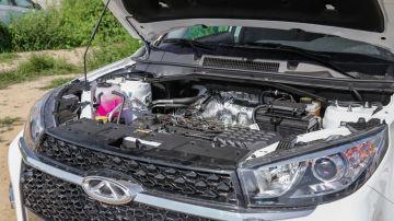 Chery объявила пожизненную гарантию на двигатели в Китае