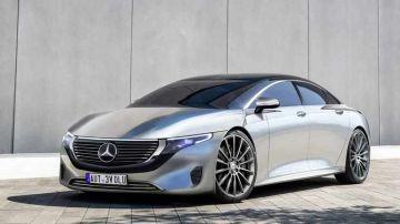 Электрический Mercedes-Benz C-Class появится в 2024 году