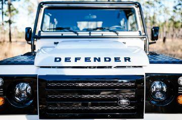 Land Rover Defender 130 1988 года обойдется вам в 0 000 (ФОТО)