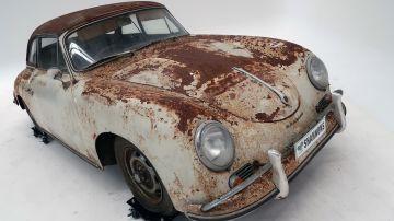 Ржавый Porsche 356A по цене нового 911