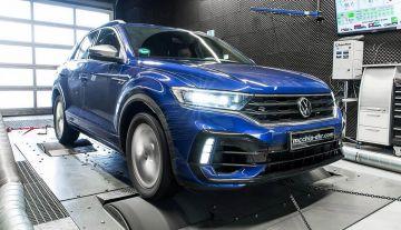 Немцы выжали 475 сил из двигателя Volkswagen T-Roc R