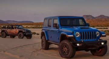 Jeep удивил американцев ценой Wrangler с двигателем V8