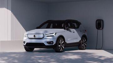 Все электрические модели Volvo будут доступны только в онлайн