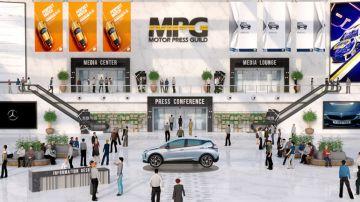 Автосалон в Лос-Анджелесе пройдет в онлайн-формате