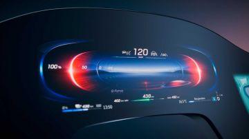 Mercedes-Benz показала интерьер нового EQS (ВИДЕО)
