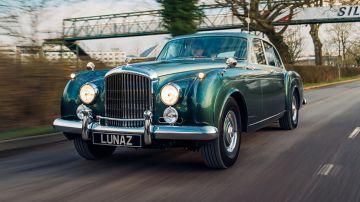 60-летний Bentley Continental превратили в электрокар
