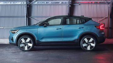 Второй электрический Volvo – C40 Recharge – представлен официально (ВИДЕО)