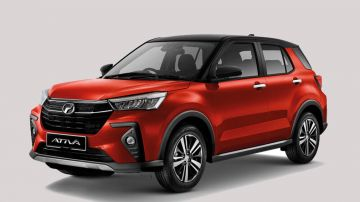 Daihatsu Rocky переделали в кроссовер для Юго-Восточной Азии
