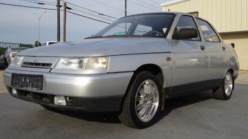 Единственный в США ВАЗ-2110 выставили на аукцион