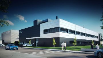 Отделение Mercedes-AMG построит «техникум» для современных электрокаров