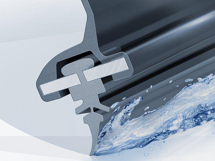 Bosch выпустил инновационные «дворники» для лобового стекла