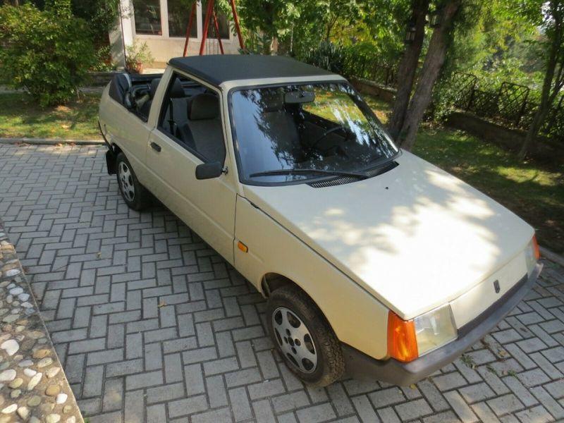 Уникальный отечественный автомобиль: ЗАЗ Таврия в кузове ландо 2